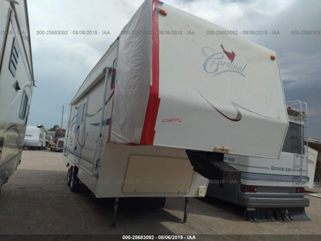 click here to view 2001 CARDINAL 6572 at IBIDSAFELY