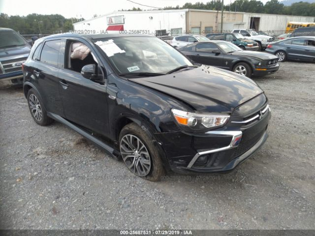 click here to view 2018 Mitsubishi Outlander Sport at IBIDSAFELY