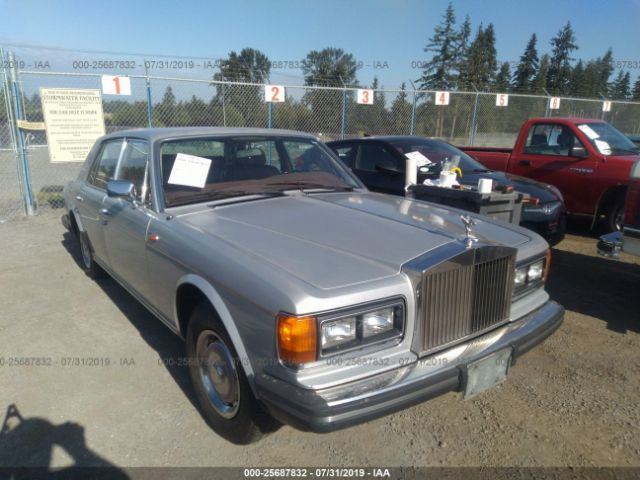 click here to view 1981 ROLLS-ROYCE SILVER SPIRIT at IBIDSAFELY