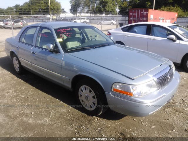 click here to view 2004 MERCURY GRAND MARQUIS at IBIDSAFELY