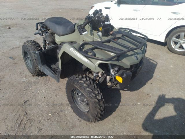 click here to view 2016 CAN-AM OUTLANDER L at IBIDSAFELY
