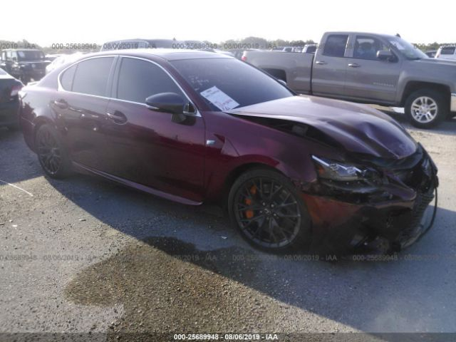 click here to view 2016 LEXUS GS-F at IBIDSAFELY