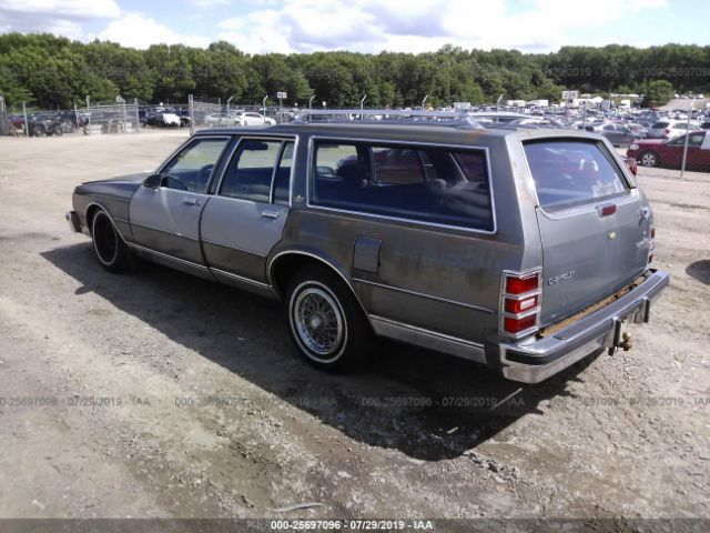 Clean Title 1986 Chevrolet Caprice 5 0L For Sale in Portage