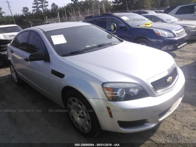 Salvage, Repairable and Clean Title Chevrolet Caprice