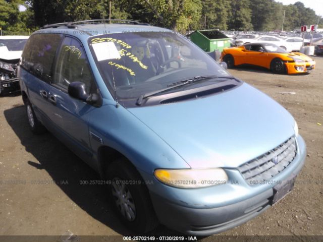 1999 PLYMOUTH VOYAGER - Small image. Stock# 25702149