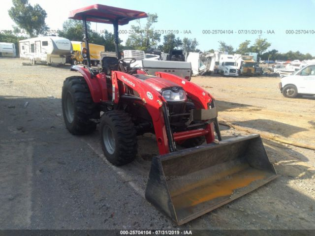 click here to view 2014 MAHINDRA TRACTOR at IBIDSAFELY