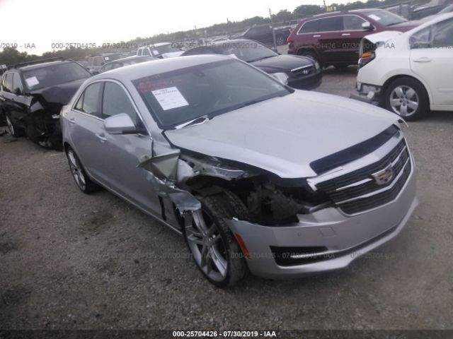click here to view 2015 CADILLAC ATS at IBIDSAFELY