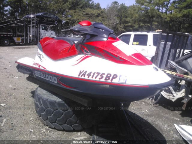 click here to view 2009 SEADOO SEADOO GTI at IBIDSAFELY
