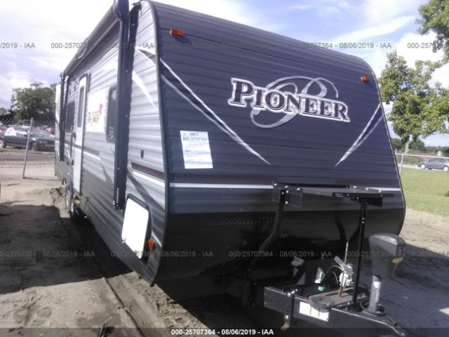 click here to view 2018 PIONEER RG26 TRAVEL TRAILER TOY H at IBIDSAFELY