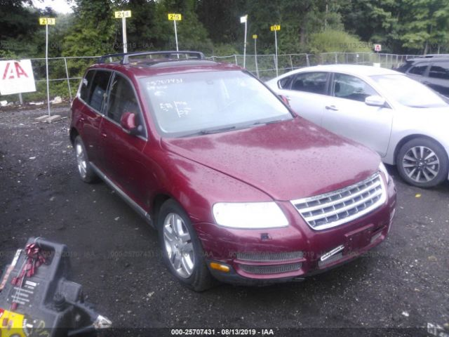 click here to view 2004 VOLKS TOUAREG at IBIDSAFELY