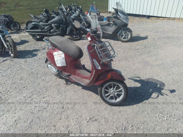click here to view 2019 VESPA PRIMAVERA at IBIDSAFELY