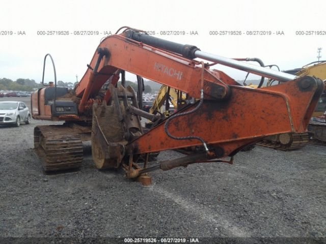 click here to view 2006 HITACHI Z160 EXCAVATOR at IBIDSAFELY
