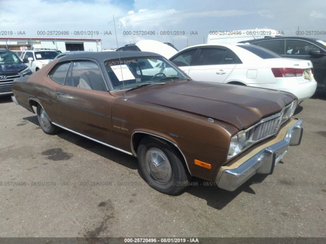 click here to view 1975 PLYMOUTH DUSTER at IBIDSAFELY