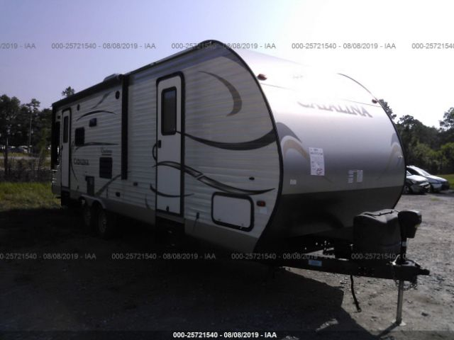 click here to view 2014 CATALINA CATA263RLS at IBIDSAFELY