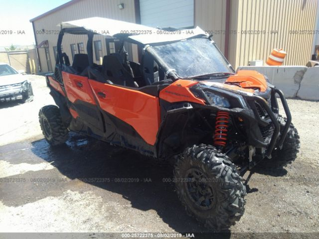 click here to view 2019 CAN-AM MAVERICK SPORT MA at IBIDSAFELY