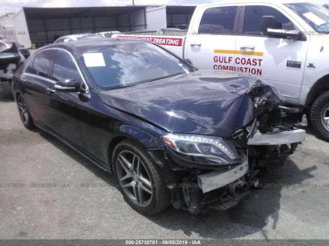 2014 MERCEDES-BENZ S - Small image. Stock# 25730781
