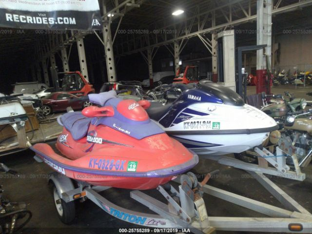click here to view 1998 SEADOO SEADOO GSX at IBIDSAFELY