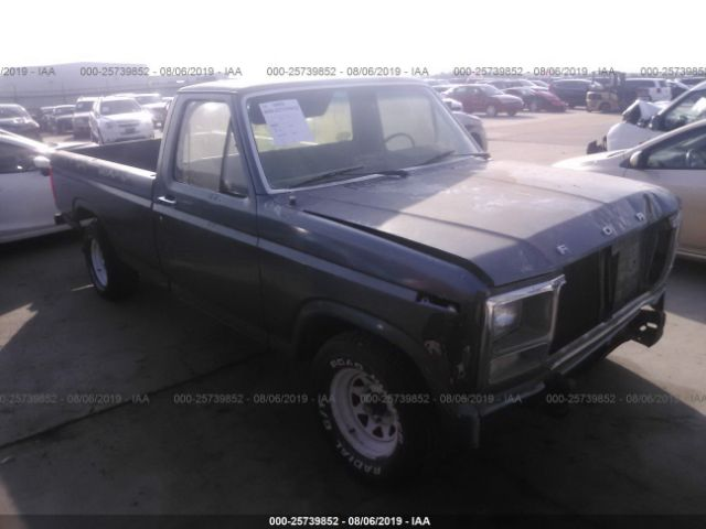 1980 FORD F100 - Small image. Stock# 25739852