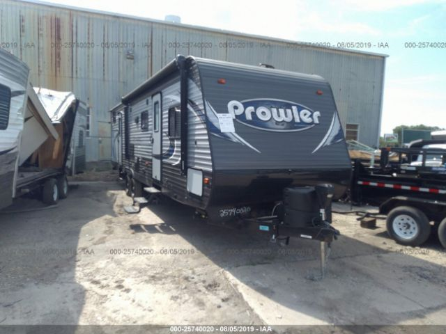click here to view 2018 HEARTLAND PROWLER 32 at IBIDSAFELY