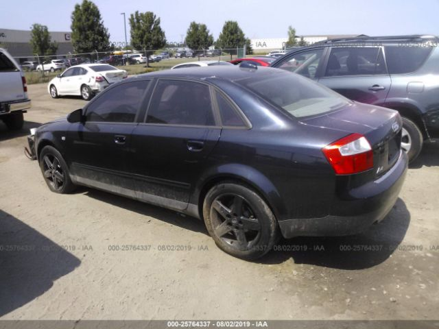 Nuotraukų AUDI A4 2004