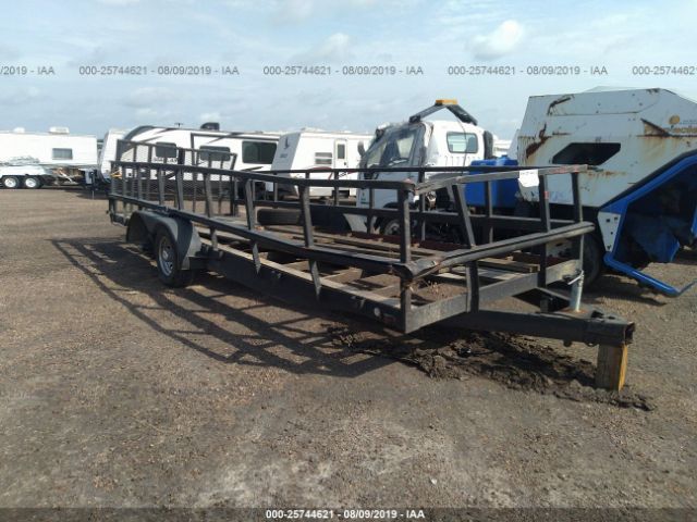 click here to view 2003 UTILITY TRAILER DOUBLE AXEL at IBIDSAFELY