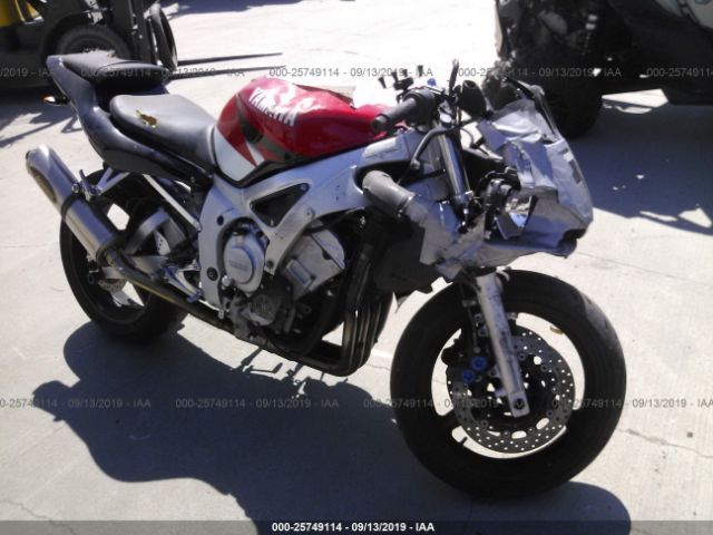 click here to view 2001 YAMAHA YZFR6 at IBIDSAFELY