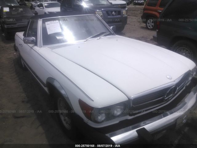 1980 MERCEDES-BENZ 450 SL - Small image. Stock# 25750168