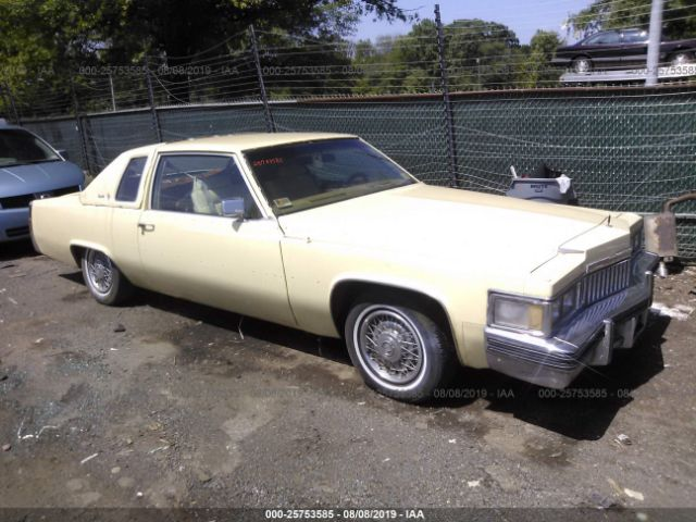 1978 CADILLAC COUPE DEVILLE - Small image. Stock# 25753585
