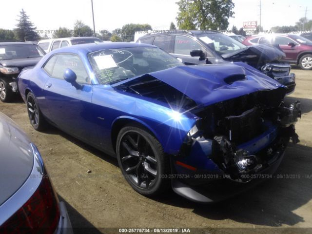 2019 DODGE CHALLENGER - Small image. Stock# 25775734