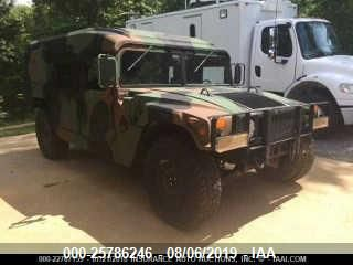 click here to view 1992 AMERICAN GENERAL HUMVEE at IBIDSAFELY
