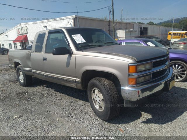 Salvage, Repairable and Clean Title Chevrolet Gmt-400