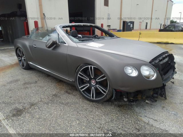 click here to view 2013 Bentley Continental at IBIDSAFELY
