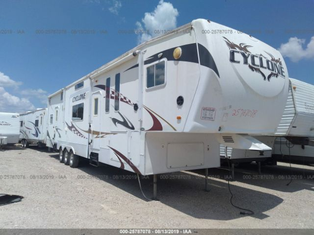 click here to view 2009 HEARTLAND 41FT 5TH WHEEL 3 SLIDE at IBIDSAFELY