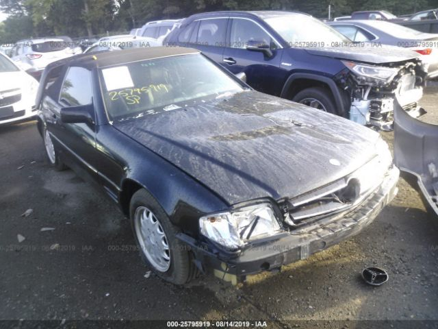 1996 MERCEDES-BENZ SL - Small image. Stock# 25795919