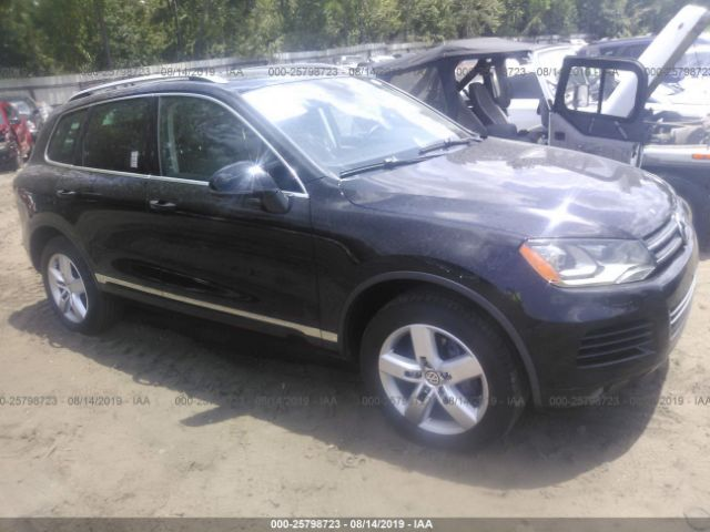Salvage, Repairable and Clean Title Volkswagen Touareg