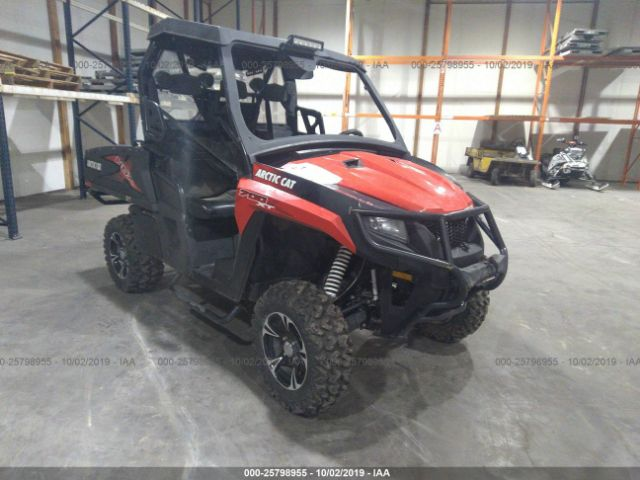 click here to view 2017 ARCTIC CAT 700 HI - 4 X 4 at IBIDSAFELY