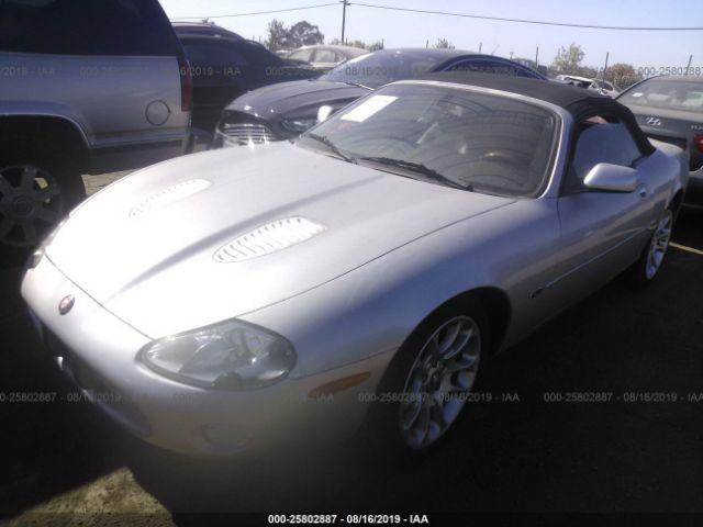 Clean Title 2002 Jaguar XKR 4 0L For Sale in Bay Point CA