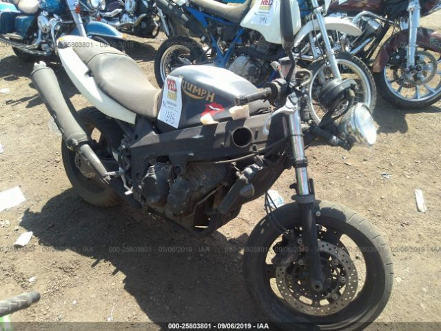 click here to view 2003 TRIUMPH MOTORCYCLE SPEED at IBIDSAFELY