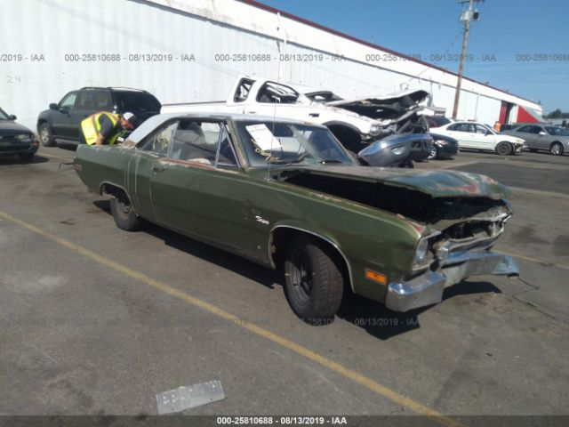 1971 PLYMOUTH SCAMP - Small image. Stock# 25810688