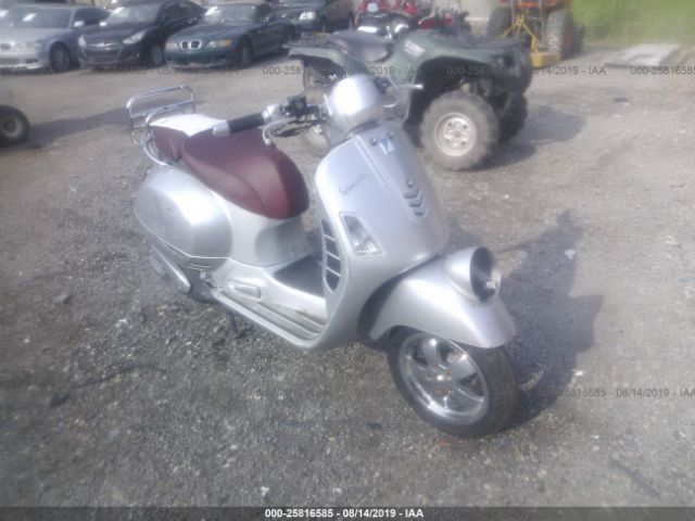 click here to view 2016 VESPA GTS at IBIDSAFELY