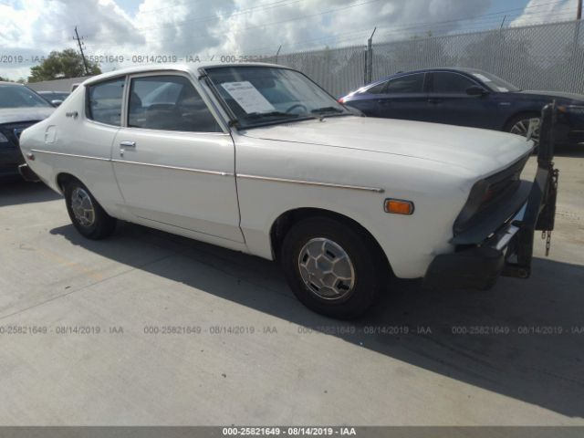 click here to view 1977 DATSUN B210 at IBIDSAFELY