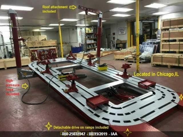 click here to view 2019 5 STAR FRAME MACHINE at IBIDSAFELY
