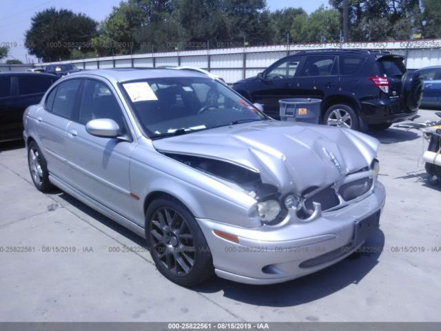 click here to view 2006 JAGUAR X-TYPE at IBIDSAFELY