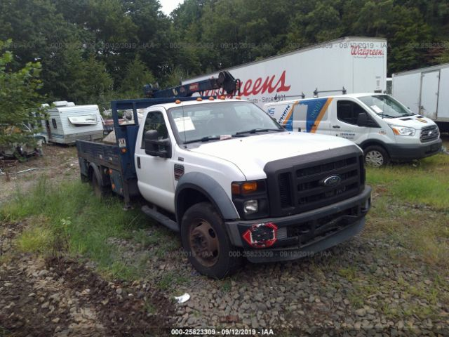 2008 FORD F550 - Small image. Stock# 25823309