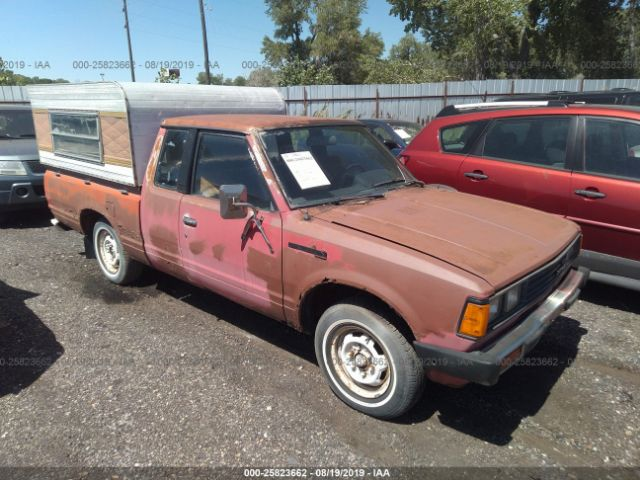 click here to view 1980 DATSUN 72K 720 at IBIDSAFELY