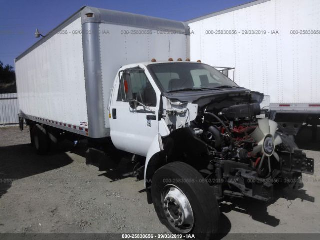 2015 FORD F650 - Small image. Stock# 25830656