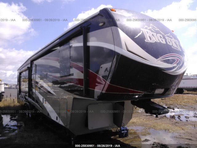 click here to view 2015 KEYSTONE RV 378RL BIG SKY at IBIDSAFELY