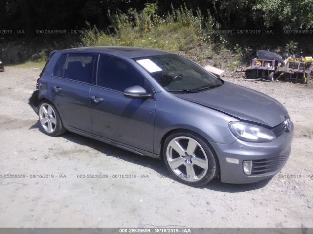 Salvage, Repairable and Clean Title Volkswagen GTI Vehicles
