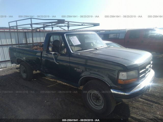 1993 FORD 2 DOOR - Small image. Stock# 25841641