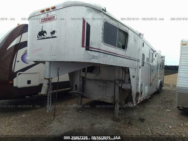 click here to view 1997 SOONER TRAILER MFG CO INC LIVESTOCK at IBIDSAFELY